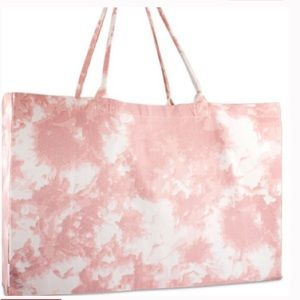 PUREOLOGY TIE DYED TOTE